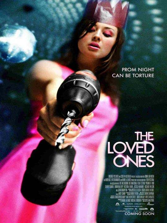 affiche the loved ones