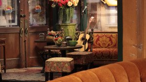 Central Perk décor