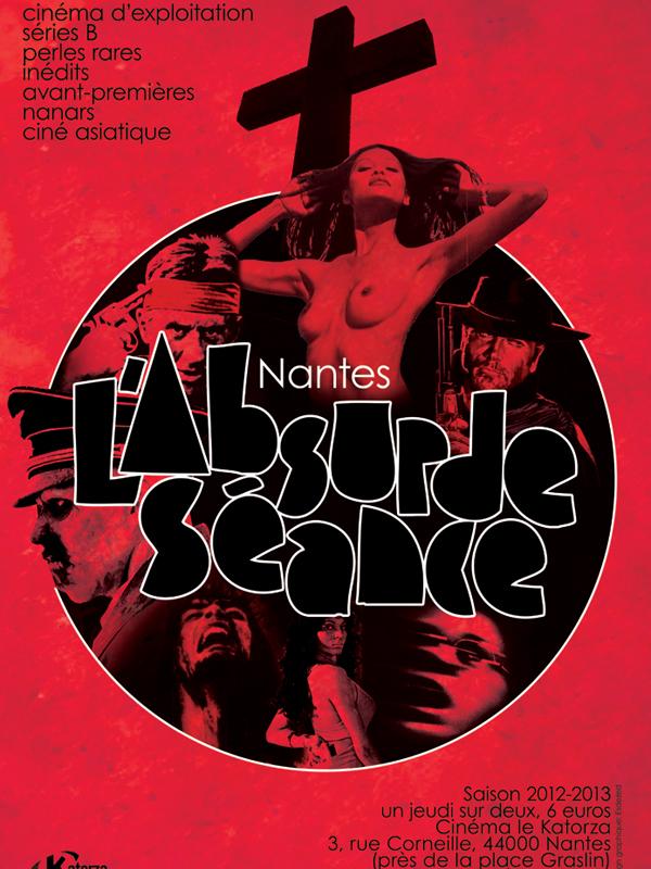 Festival de l'Absurde Séance- Edition 2013/ Longs métrages
