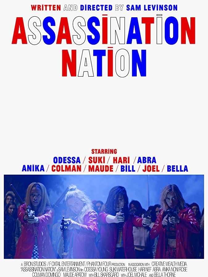 [Critique] Assassination Nation: culture du viol au pas