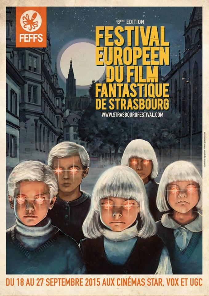 Festival Européen Film Fantastique de Strasbourg-2015-Courts métrages