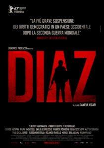 Affiche film Diaz