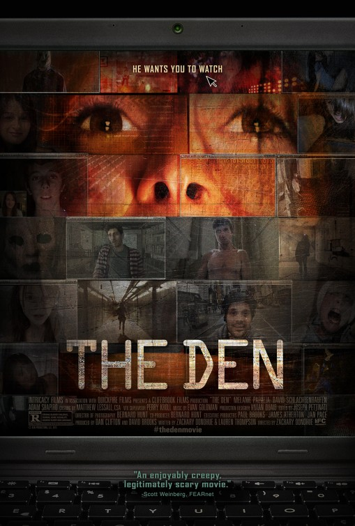 [Critique] The den: screen queen