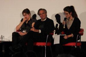 Festival Européen Film Fantastique de Strasbourg-2015-Master class Joe Dante