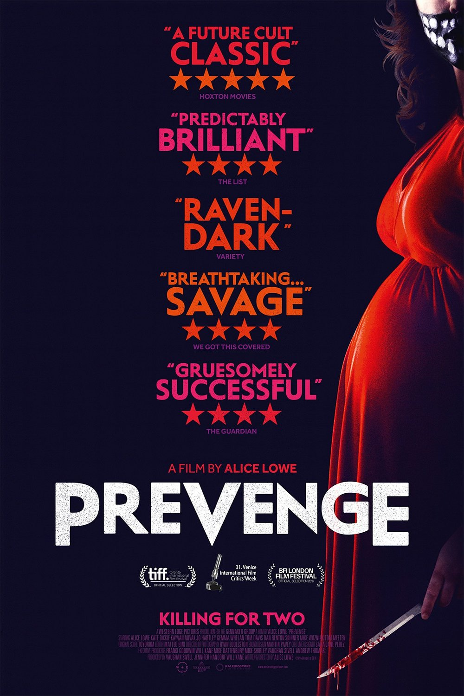 [Critique] Prevenge: maman vengeresse
