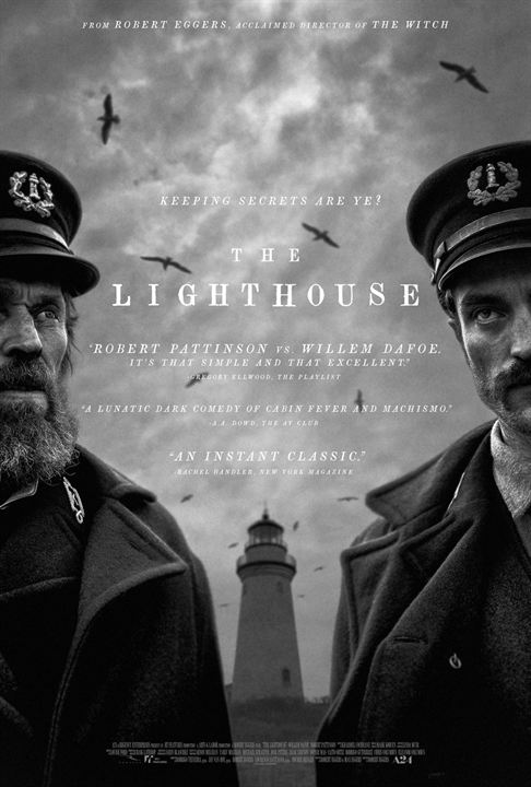 [Critique] Lighthouse: le phare sombre