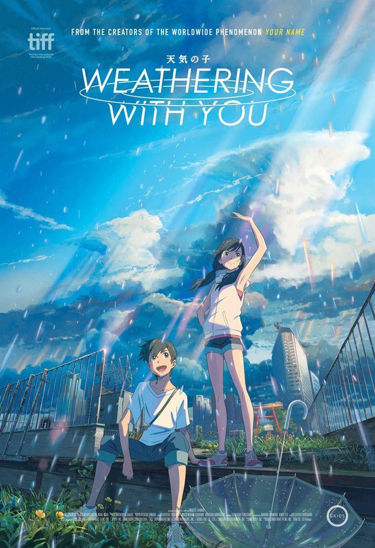 [Critique] Weathering With You: Waterworld Japonais