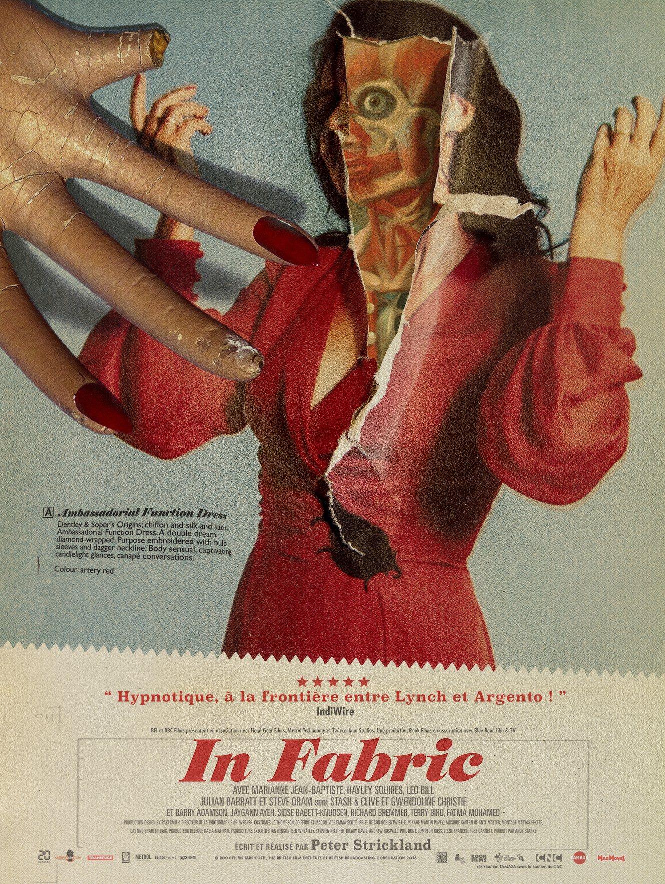 L'affiche dans le cinéma de genre