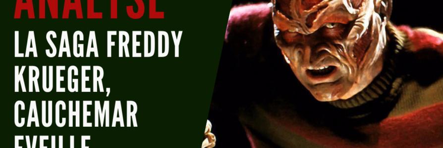 [Analyse] La saga Freddy Krueger, cauchemar éveillé