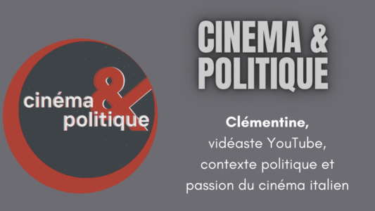 cinéma et politique bannière grise