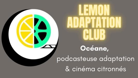 citron et pellicule de cinéma