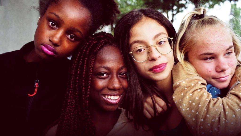 4 adolescentes